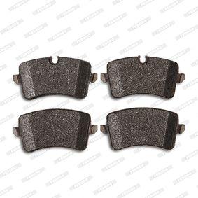 FERODO Kit de plaquettes de frein, frein à disque (FDB4393) à bas prix