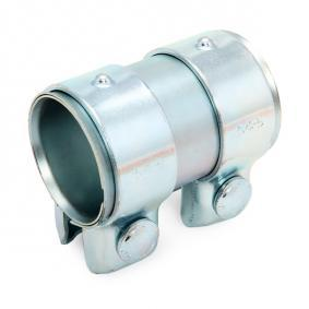 WALKER 86152 Rohrverbinder, Abgasanlage OEM - 7703083397 RENAULT, DACIA günstig