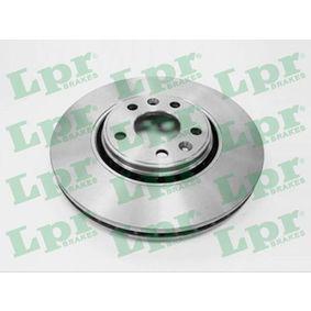 LPR Bremsscheibe 402064155R für RENAULT, NISSAN, RENAULT TRUCKS bestellen