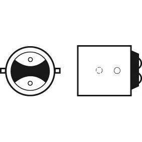 AUDI 80 (81, 85, B2) VALEO Blinkleuchten Glühlampe 32107 bestellen
