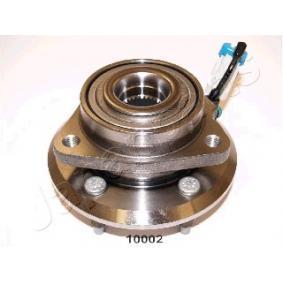 Radlagersatz JAPANPARTS Art.No - KK-10002 OEM: 20863127 für OPEL, SKODA, CHEVROLET, FORD USA, DAEWOO kaufen