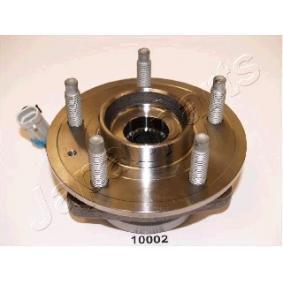 JAPANPARTS Radlagersatz 20863127 für OPEL, SKODA, CHEVROLET, FORD USA, DAEWOO bestellen