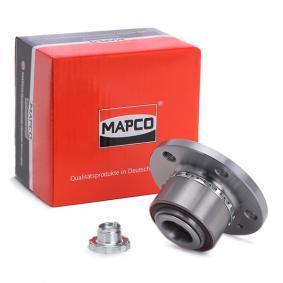 Hjullejesæt MAPCO Art.No - 26753 OEM: 6C0407621 til VW, AUDI, SKODA, SEAT erhverv