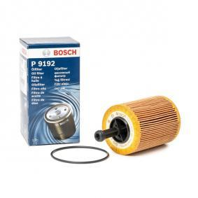 BOSCH Filtro de óleo BDE Cartucho filtrante OFVW8, F026408888 conhecimento especializado