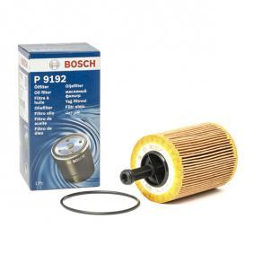 Filtru ulei BDE Insertie filtru de la producător BOSCH 1 457 429 192 până la - 70% reducere!