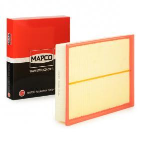 CRAFTER 30-50 Kasten (2E_) MAPCO Luftfilter 60655