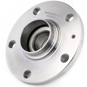 MAPCO 26768 Kit de roulement de roue OEM - 8S0598611 AUDI, SEAT, SKODA, VW, VAG, METELLI, TRUCKTEC AUTOMOTIVE, OEMparts à bon prix