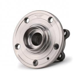MAPCO 26766 Kit de roulement de roue OEM - 5K0498621 AUDI, PORSCHE, SEAT, SKODA, VW, VAG, FIAT / LANCIA, METELLI, A.B.S., BRINK, AUDI (FAW), VW (FAW) à bon prix