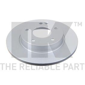NK Sensor de nivel de depósito 313345 para MERCEDES-BENZ CLASE A A 170 CDI (168.008) 90 CV comprar