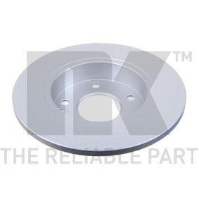 MERCEDES-BENZ CLASE A A 170 CDI (168.008) 90 CV año de fabricación 07.1998 - Sensor de nivel de depósito (313345) NK Tienda online