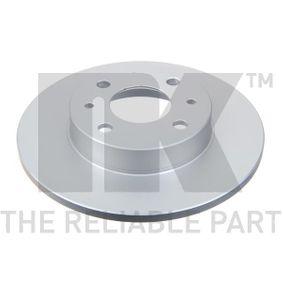 NK Indicatore direzione laterale 319922 per FIAT SEICENTO Elettrica 30 CV comprare