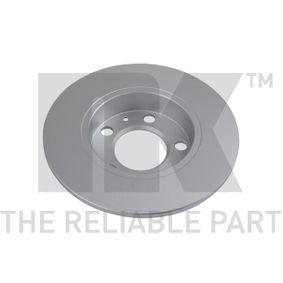 NK Bremsscheibe 2Q0615601H für VW, AUDI, SKODA, SEAT bestellen