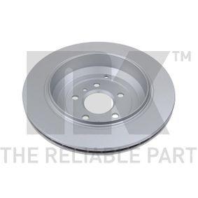 NK Спирачен диск A1644231312 за MERCEDES-BENZ, DAIMLER купете