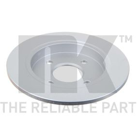 FORD FOCUS 1.8 TDCi 115 CV año de fabricación 03.2001 - cojinete, caja cojinete rueda (312536) NK Tienda online