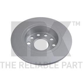 Regulátor tlaku paliva 314789 NK