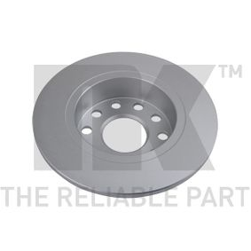 NK Bremsscheibe 5C0615601 für VW, AUDI, SKODA, SEAT, PORSCHE bestellen