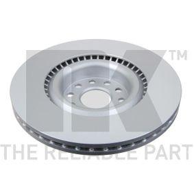 NK Спирачен диск 1K0615301AB за VW, AUDI, SKODA, SEAT купете