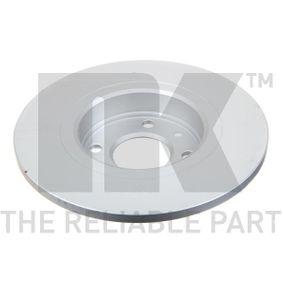 NK Bremsscheibe 8200123117 für RENAULT, DACIA, RENAULT TRUCKS bestellen