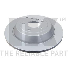 Спирачен диск NK Art.No - 313391 OEM: A1644231212 за MERCEDES-BENZ, DAIMLER купете