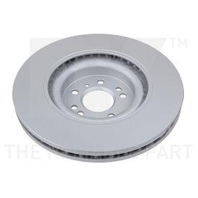NK Спирачен диск A1644210512 за MERCEDES-BENZ купете