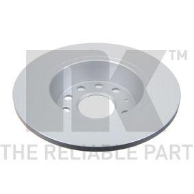 NK Спирачен диск 5Q0615601G за VW, AUDI, SKODA, SEAT купете