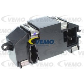 Regler, Innenraumgebläse VEMO Art.No - V10-79-0019 OEM: 3C0907521B für VW, AUDI, SKODA, SEAT, CUPRA kaufen