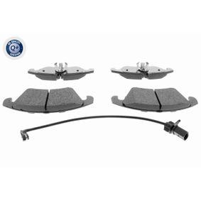 Bremsbelagsatz, Scheibenbremse VAICO Art.No - V10-2458 OEM: 8R0698151A für VW, AUDI, SKODA, SEAT, PORSCHE kaufen