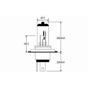 VEMO V99-84-0007 Glühlampe, Fernscheinwerfer OEM - 00412 KACO, HAKO, ZARA, NORMAG, Metalcaucho, VMF günstig