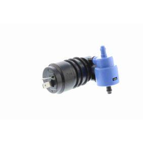 Waschwasserpumpe, Scheibenreinigung VEMO Art.No - V40-08-0012 OEM: 90492357 für OPEL, SAAB, DAEWOO, VAUXHALL kaufen