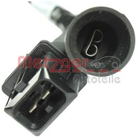 METZGER Lambdasonde 0893043 für AUDI 80 2.8 quattro 174 PS kaufen