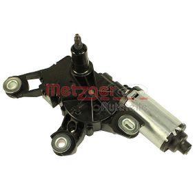 Wischermotor METZGER Art.No - 2190550 OEM: 8E9955711C für VW, AUDI, SKODA, SEAT kaufen