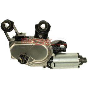 METZGER Wischermotor 8E9955711C für VW, AUDI, SKODA, SEAT bestellen