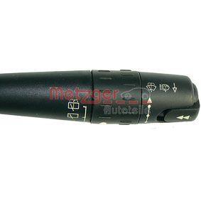 CITROËN XANTIA 1.9 D 69 CV año de fabricación 06.1994 - Interruptor/regulador (0916187) METZGER Tienda online