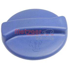Tapón, depósito de refrigerante METZGER Art.No - 2140051 obtener