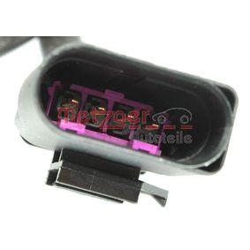METZGER Lambdasonde 1K0998262S für VW, AUDI, SKODA, SEAT, HONDA bestellen