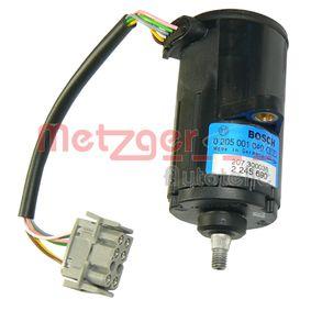 METZGER Sensor, Gaspedalstellung 0901019
