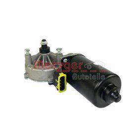 METZGER Heckscheibenwischermotor 2190537