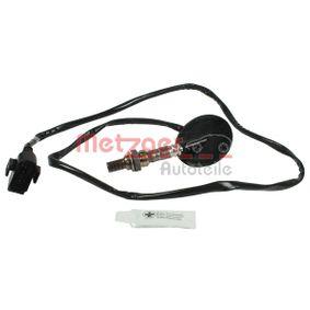 Lambdasonde METZGER Art.No - 0893046 OEM: 032906265 für VW, AUDI, SKODA, SEAT, HONDA kaufen