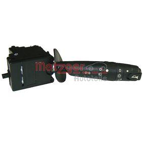 METZGER Interruptor/regulador 0916186 para CITROËN XANTIA 1.9 D 69 CV comprar