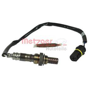 Lambdasonde METZGER Art.No - 0893041 OEM: 11781741317 für BMW, MAZDA, MINI kaufen
