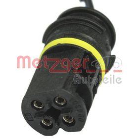 METZGER Lambdasonde 11781741317 für BMW, MAZDA, MINI bestellen