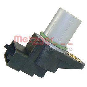 METZGER Sensore, Posizione albero a camme Sensore Hall 0903118 di qualità originale