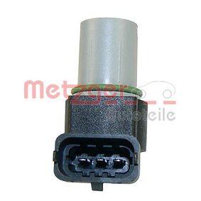 METZGER Sensore, Posizione albero a camme Sensore Hall 4250032526825 valutazione