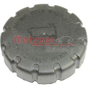 Tapón, depósito de refrigerante METZGER Art.No - 2140048 obtener
