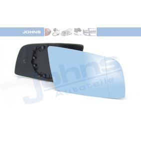 JOHNS 20 17 38-81 Spiegelglas, Außenspiegel OEM - 51167065082 BMW günstig