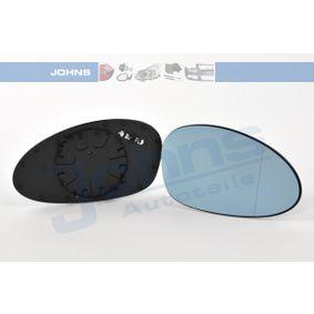 JOHNS Außenspiegelglas 20 01 38-81