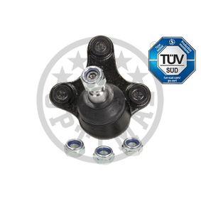 OPTIMAL Trag- / Führungsgelenk 1K0407366E für VW, AUDI, RENAULT, SKODA, SEAT bestellen