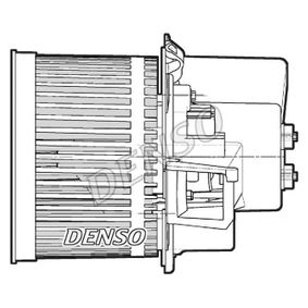 Heater fan motor DEA09063 DENSO