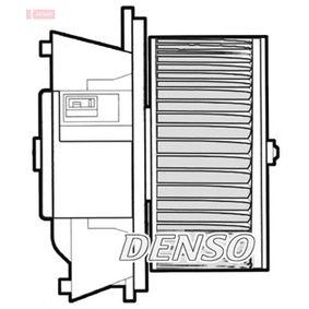 Heater fan motor DEA09042 DENSO
