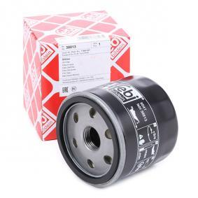 2 (DY) FEBI BILSTEIN Oil filter 38813